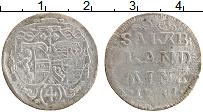 Изображение Монеты Зальцбург 4 крейцера 1731 Серебро VF+
