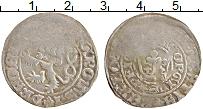 Изображение Монеты Чехия 1 грош 0 Серебро VF Пражский грош. Йиржи