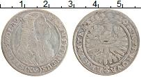Изображение Монеты Силезия 15 крейцеров 1664 Серебро VF+