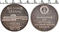 Изображение Монеты ГДР Медаль 1976  XF