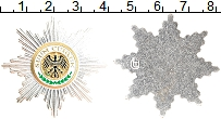 Изображение Монеты Пруссия Медаль 0 Посеребрение UNC