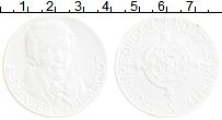 Изображение Монеты Германия Медаль 0 Фарфор UNC Александр фон Гумбол