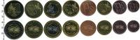 Изображение Наборы монет Словения Европроба 2003 2003  UNC