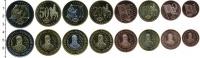 Изображение Наборы монет Словакия Европроба 2003 2003  UNC
