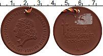 Изображение Монеты ГДР Медаль 0 Фарфор UNC-