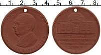 Изображение Монеты ГДР Медаль 1965 Фарфор UNC Йоханнес Добберштейн