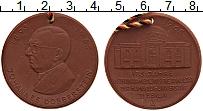 Изображение Монеты ГДР Медаль 1965 Фарфор UNC