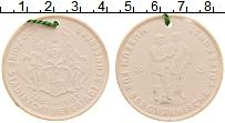 Изображение Монеты ГДР Медаль 1981 Фарфор UNC