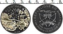 Изображение Монеты Мали 1000 франков 2015 Серебро UNC