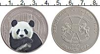 Продать Монеты Буркина Фасо 100 франков 2013 Серебро