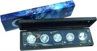 Изображение Подарочные монеты США Космические инвестиции 2018 Серебро  `Набор из пяти монет