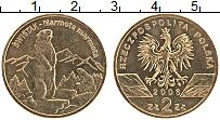 Изображение Монеты Польша 2 злотых 2006 Латунь UNC- Суслик