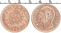 Продать Монеты Саравак 1 цент 1863 Медь