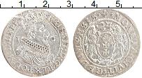 Продать Монеты Данциг 1 орт 1624 Серебро