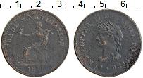 Изображение Монеты Канада 1 пенни 1838 Медь VF