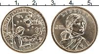 Продать Монеты США 1 доллар 2019 Латунь