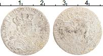 Изображение Монеты Пруссия 6 грошей 1756 Серебро VF-