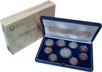 Изображение Подарочные монеты Италия Евронабор 2005 года 2005  Proof