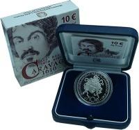 Изображение Подарочные монеты Италия 10 евро 2010 Серебро Proof