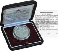 Изображение Подарочные монеты Сан-Марино 5 евро 2006 Серебро Proof Подарочный набор пос