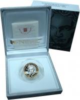Изображение Подарочные монеты Ватикан 5 евро 2020 Биметалл Proof