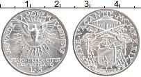Изображение Монеты Ватикан 5 лир 1939 Серебро UNC- Престол вакантен