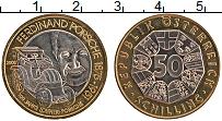 Изображение Монеты Австрия 50 шиллингов 2000 Биметалл UNC-