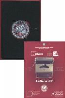 Изображение Подарочные монеты Италия 5 евро 2020 Серебро UNC Печатная машинка Оли