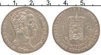Изображение Монеты Нидерланды 1 гульден 1839 Серебро XF Виллем III