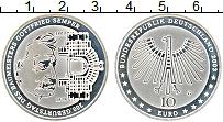Изображение Монеты Германия 10 евро 2003 Серебро Proof- 200 лет со дня рожде