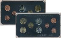 Изображение Подарочные монеты Греция Евронабор 2004 года 2004  UNC