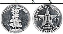 Продать Монеты Остров Хувентуд 2 сентаво 2011 Алюминий