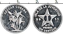 Продать Монеты Остров Хувентуд 1 сентаво 2011 Алюминий