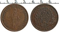 Изображение Монеты Канада 1 пенни 1837 Медь XF- Токен. Квебек