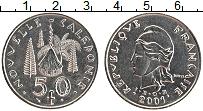 Продать Монеты Новая Каледония 50 франков 1991 Медно-никель