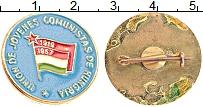 Изображение Значки, ордена, медали Венгрия Значок 1957 Латунь XF