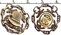 Изображение Значки, ордена, медали Россия Знак 0 Латунь UNC Знак Военного водола