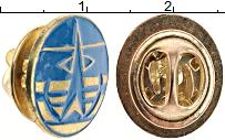 Изображение Значки, ордена, медали Россия Знак 0 Латунь UNC Знак Воздушно-Космич