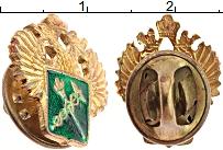 Изображение Значки, ордена, медали Россия Знак 0 Латунь UNC Знак Таможня. Фрачни