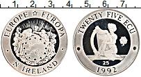 Продать Монеты Северная Ирландия 25 экю 1992 Серебро