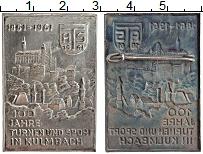Изображение Значки, ордена, медали Бавария Знак 1961 Железо UNC-
