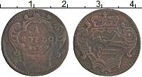 Изображение Монеты Гориция 1 сольдо 1767 Медь VF Герб.
