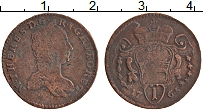 Изображение Монеты Австрия 1 пфенниг 1765 Медь VF Мария Терезия