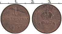 Продать Монеты Венеция 1 чентезимо 1839