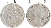 Изображение Монеты Ломбардия 1/4 лиры 1823 Серебро VF Франциск I. М