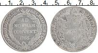 Продать Монеты Бургау 1 талер 1767 Серебро