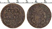 Изображение Монеты Италия Мантуя 2 сольди 1757 Медь