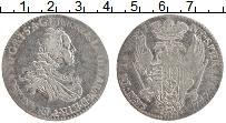 Изображение Монеты Тоскана 1 франческоне 1747 Серебро VF