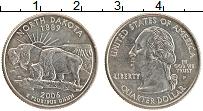 Изображение Монеты США 1/4 доллара 2006 Медно-никель UNC P. Дж.Вашингтон. Шта