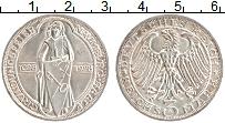 Продать Монеты Веймарская республика 3 марки 1928 Серебро